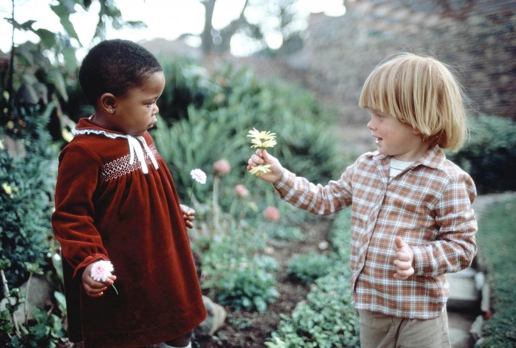 niños tolerancia