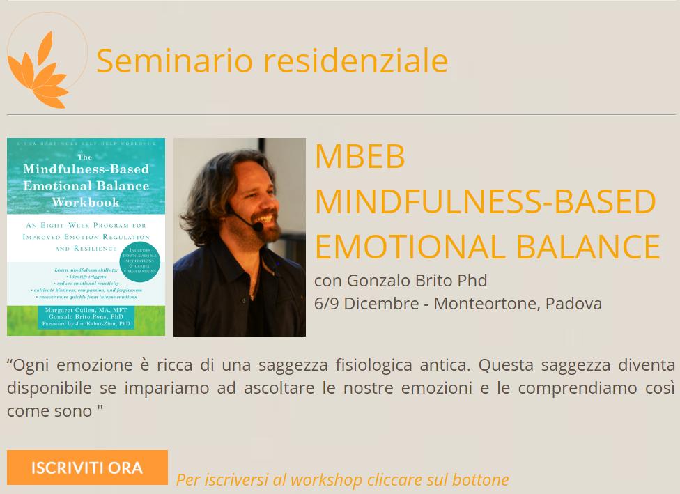 Padova - Italia - MBEB @ Motus Mundi - Centro per la Mindfulness