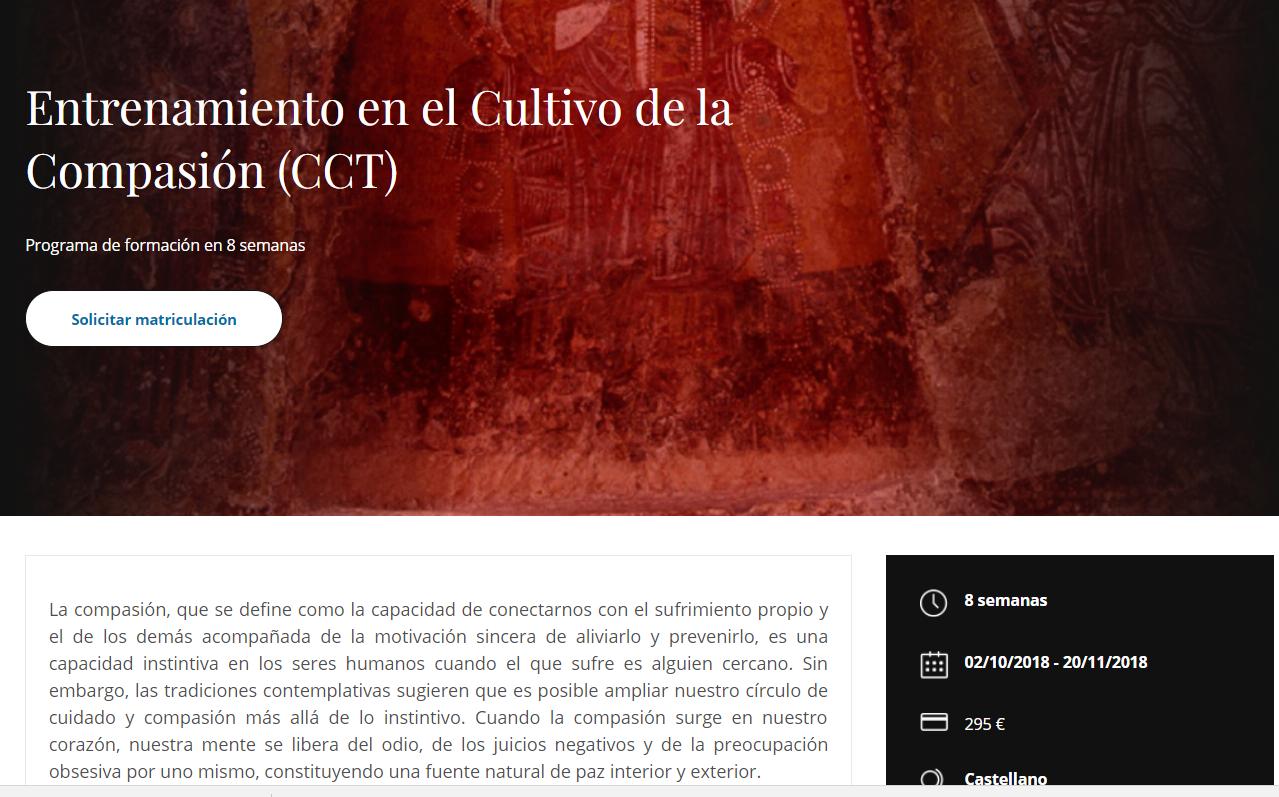Madrid - Programa CCT