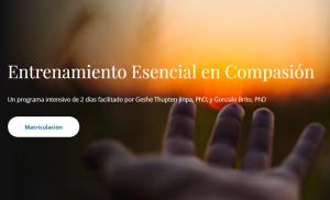 Madrid - Entrenamiento Esencial en Compasión @ Nave María.