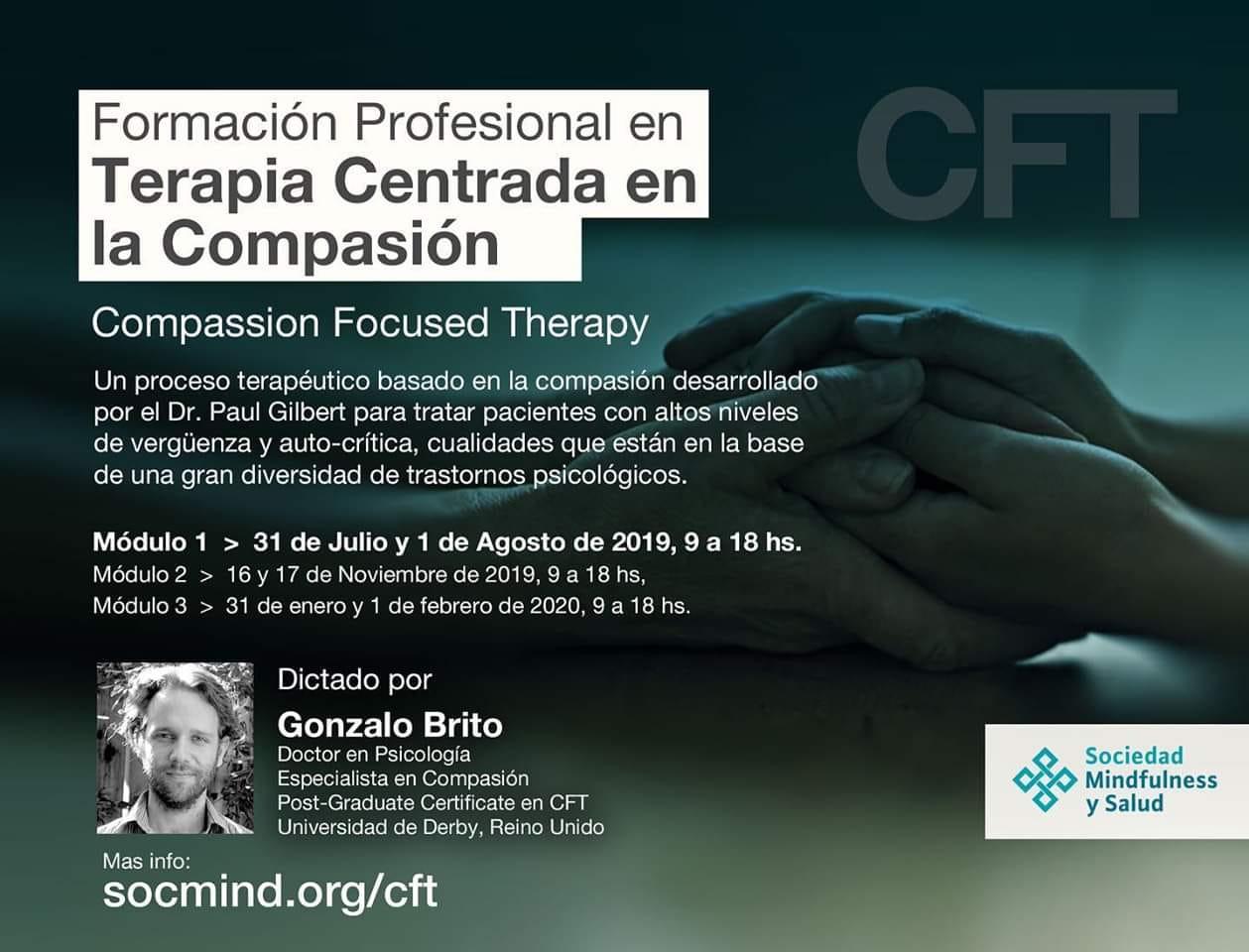 Buenos Aires - CFT-II (Módulo de Profundización) @ Sociedad Mindfulness y Salud