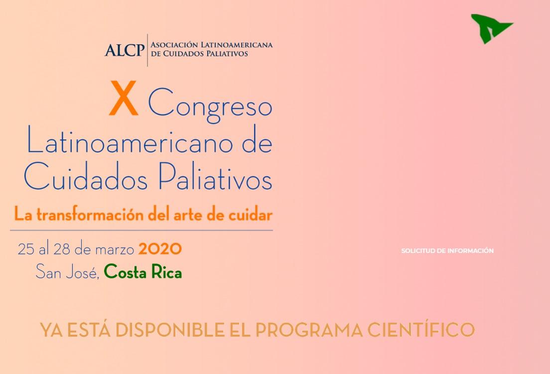 Costa Rica - X Congreso Latinoamericano de Cuidados Paliativos